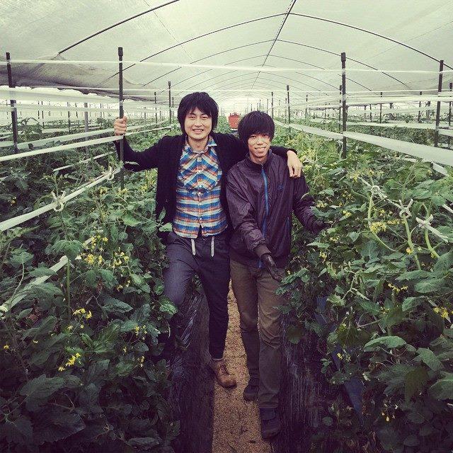 今年最後の農作業